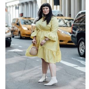 Eloquii Ruffle Dress